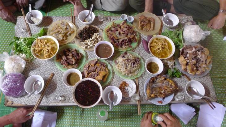 Kuliner rakyat etnis minoritas Thai di kabupaten Muong Lay, provinsi Dien Bien - ảnh 1