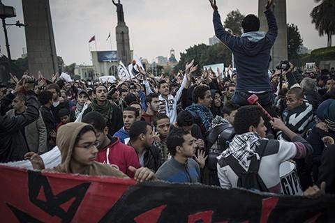 Mesir mengadakan dialog nasional tentang peta jalan transisi politik - ảnh 1