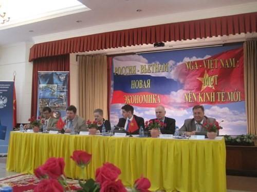 Memperkuat kerjasama ekonomi antara Vietnam dan Rusia - ảnh 1