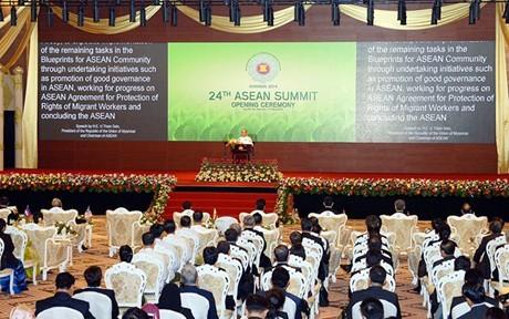 Konferensi Tingkat Tinggi ke-24 ASEAN dibuka - ảnh 1