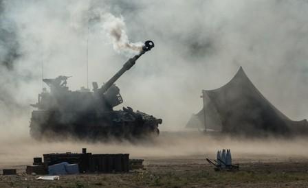 Israel menyatakan memperluas serangan darat di Jalur Gaza - ảnh 1