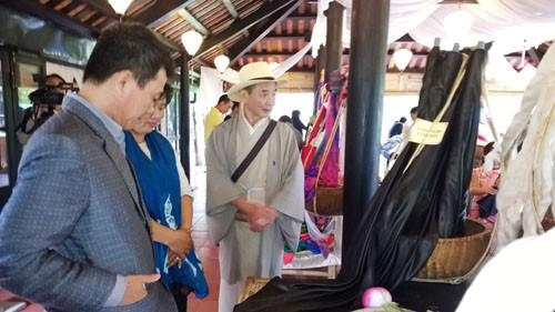 Hari  Budaya Sutra Vietnam - ASEAN - ảnh 8