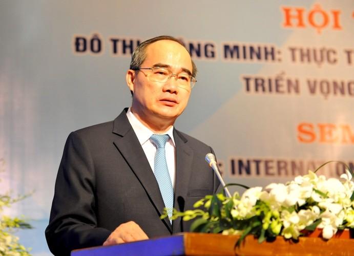 Vietnam ingin belajar pengalaman dalam membangun perkotaan pintar - ảnh 1