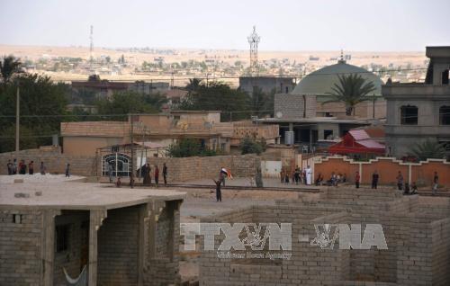 Suriah dan Irak memperkuat kerjasama anti terorisme - ảnh 1