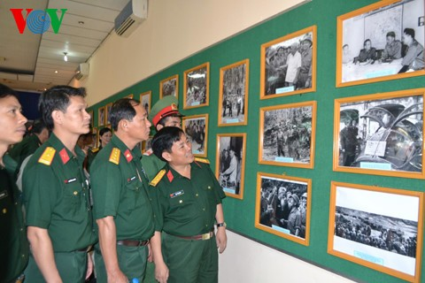 "Pameran ""Jenderal Vo Nguyen Giap – Potret dari sebuah legenda"" - ảnh 1"