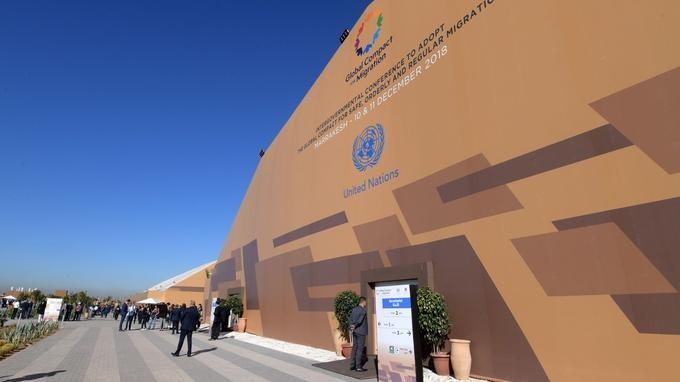 ONU: adoption du pacte sur les migrations - ảnh 1