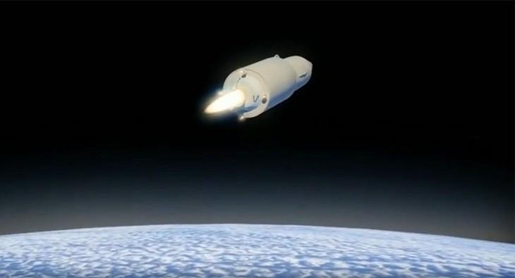 Arme hypersonique: la Russie teste avec succès son système Avangard - ảnh 1