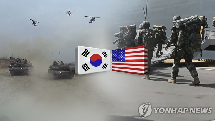 Séoul et Washington reportent leurs exercices militaires  - ảnh 1