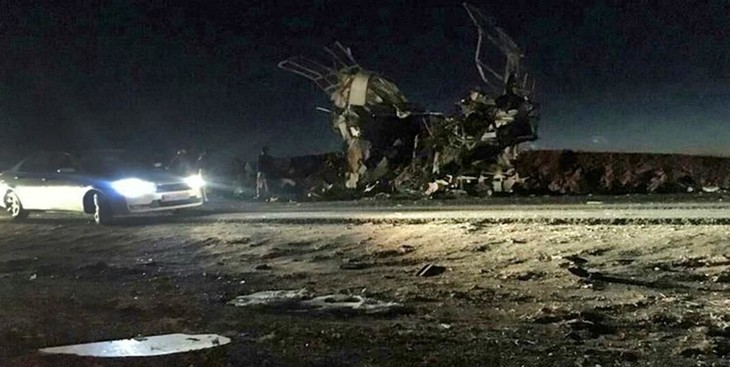 Iran: 27 morts dans un attentat contre les Gardiens de la révolution - ảnh 1