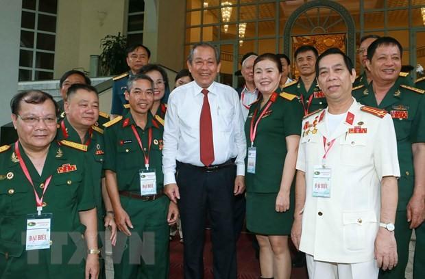 Promouvoir le rôle des anciens combattants dans le développement économique - ảnh 1