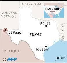 Texas : 20 morts lors d'une fusillade dans un centre commercial  - ảnh 1
