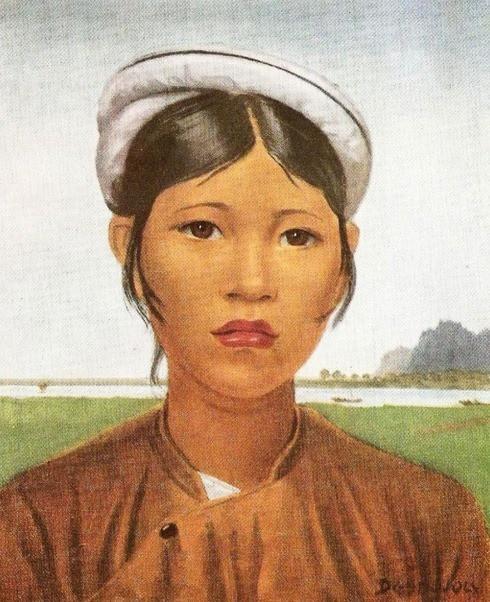 Une collection de portraits de femmes vietnamiennes conservée aux États-Unis - ảnh 2