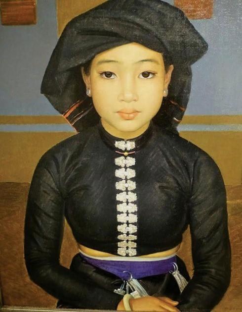 Une collection de portraits de femmes vietnamiennes conservée aux États-Unis - ảnh 3