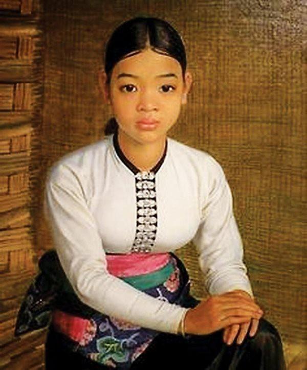 Une collection de portraits de femmes vietnamiennes conservée aux États-Unis - ảnh 4