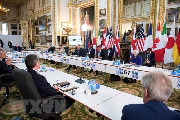 Les conseillers du G7 préconisent de grands changements  - ảnh 1