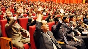 Abschluss: Bilanzkonferenz über den Parteibeschluss - ảnh 1