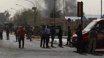 Mindestens 21 Tote bei Bombenanschlag im Irak - ảnh 1