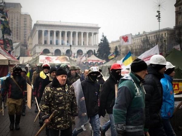 Ukrainischer Geheimdienst schlägt Alarm - ảnh 1