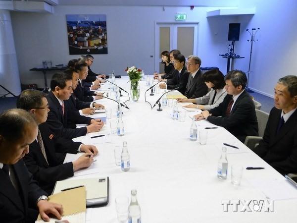 Nordkorea ist bereit für bilaterale Verhandlungen mit Japan - ảnh 1