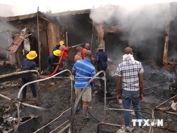 Nigeria: 25 Tote bei Angriff auf Markt - ảnh 1