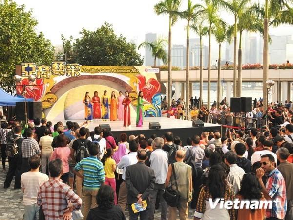 Vietnam wirbt in Hongkong für seine kulturellen Besonderheiten  - ảnh 1