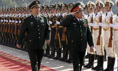 Austausch über Verteidigung zwischen Vietnam und China geht zu Ende - ảnh 1