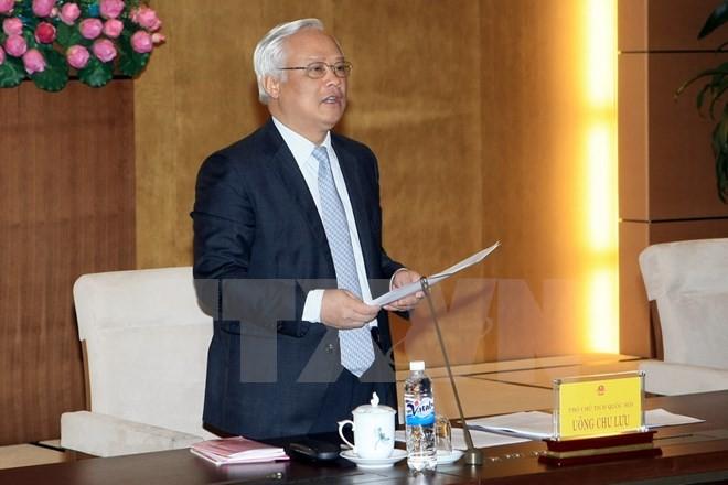 Vorschläge für Berichtentwurf über Arbeiten des Parlaments der 13. Legislaturperiode - ảnh 1