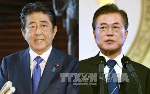 Erneuerte Verpflichtungen zwischen Südkorea und Japan zur Lösung der Nordkorea-Frage - ảnh 1