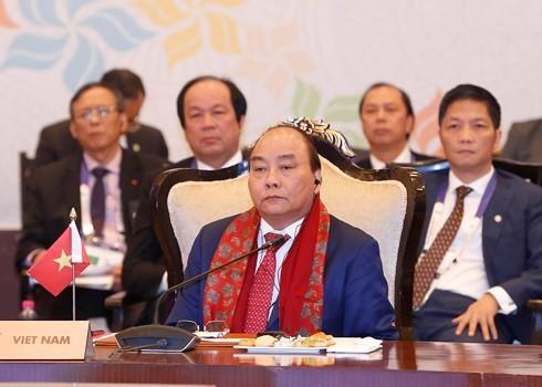 25. Jahrestag der Aufnahme diplomatischer ASEAN-Indien-Beziehungen  - ảnh 1