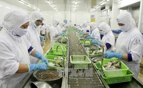 Exportwert von Meeresfrüchten erreicht über 4,6 Milliarden US-Dollar - ảnh 1