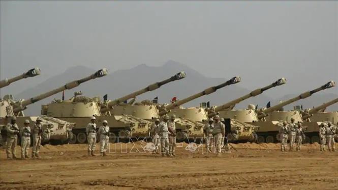 Schweiz exportiert keine Waffen-Ersatzteile mehr nach Saudiarabien - ảnh 1