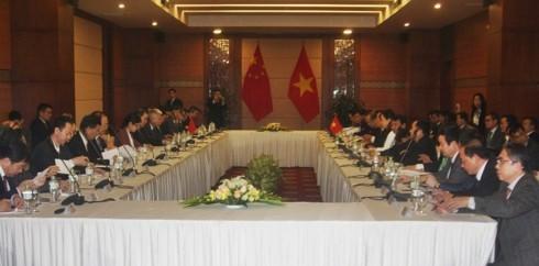 Gespräche auf Regierungsebene über Grenze zwischen Vietnam und China - ảnh 1