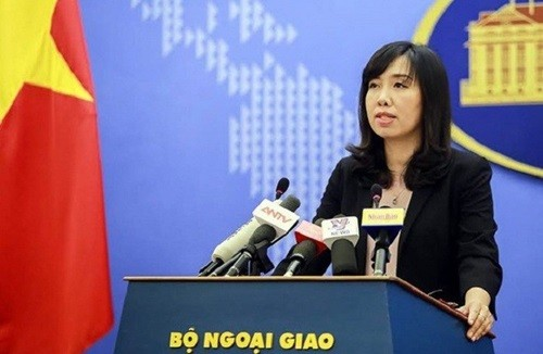 Vietnam fordert Taiwan zum Stopp seiner Millitärübung mit scharfer Munition - ảnh 1
