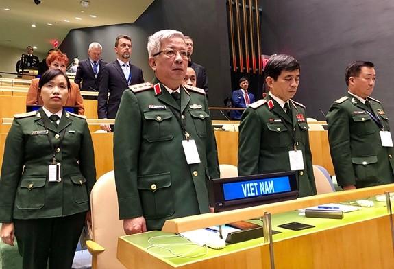 Vietnam bekräftigt erneut seine Verpflichtungen zur Beteiligung an UN-Friedensmissionen - ảnh 1