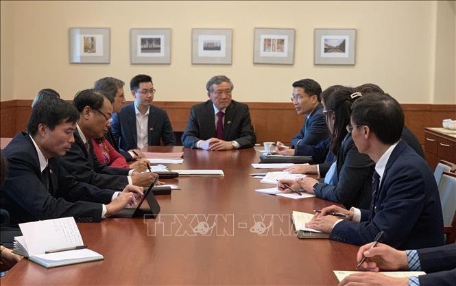 Förderung der Justizzusammenarbeit zwischen Vietnam und den USA - ảnh 1