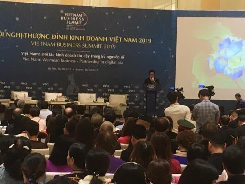 Vietnam – Zuverlässiger Geschäftspartner im digitalen Zeitalter - ảnh 1