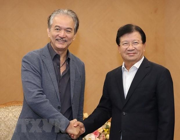 Verstärkung der Zusammenarbeit zwischen Vietnam und Singapur in Logistik  - ảnh 1