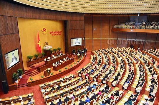 Abgeordnete schätzen Tagesordnung der 8. Parlamentssitzung sehr - ảnh 1