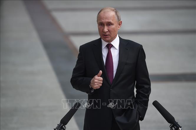 Präsident Putin: Russland-Afrika-Gipfeltreffen ist Meilenstein und beispielloses Gipfeltreffen - ảnh 1