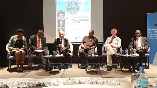 Tansania und afrikanische Länder sammeln Erfahrungen Vietnams bei der Entwicklung - ảnh 1