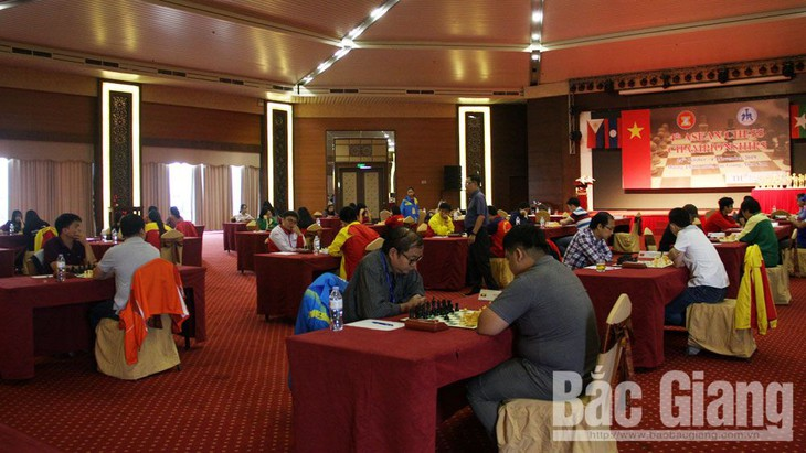 Südostasien-Schachmeisterschaft 2019 - ảnh 1