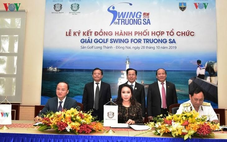 VOV begleitet Bau der Wasseraufbereitungsanlagen auf Truong Sa - ảnh 1