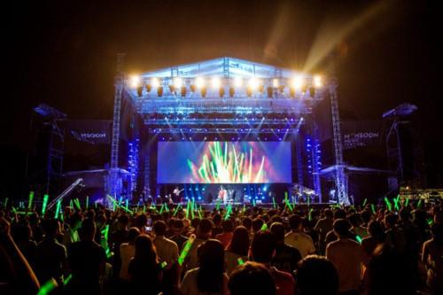 Monsoon Music Festival 2019 - ảnh 1