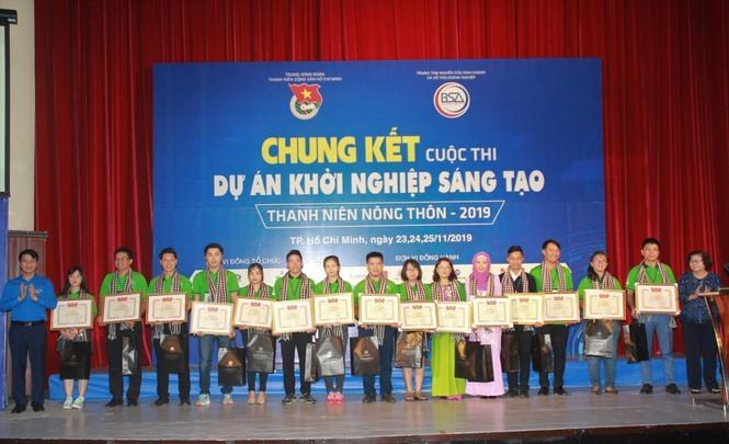 29 Projekte zur Finalrunde des Wettbewerbs für Startup- und Innovationsprojekte der ländlichen Jugend treten - ảnh 1