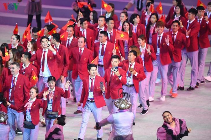 Eröffnung der Südostasien-Spiele Sea Games 30 - ảnh 1