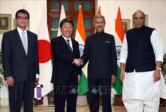 Japan und Indien wollen mit ASEAN für Frieden und Wohlstand in der Region zusammenarbeiten - ảnh 1