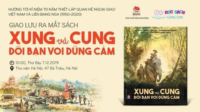 Präsentation eines russischen Buches zum Russlandjahr in Vietnam - ảnh 1
