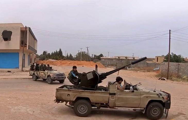 Hochrangige Politiker zahlreicher Länder fördern Anstrengungen zur Suche nach Lösung für Libyen - ảnh 1