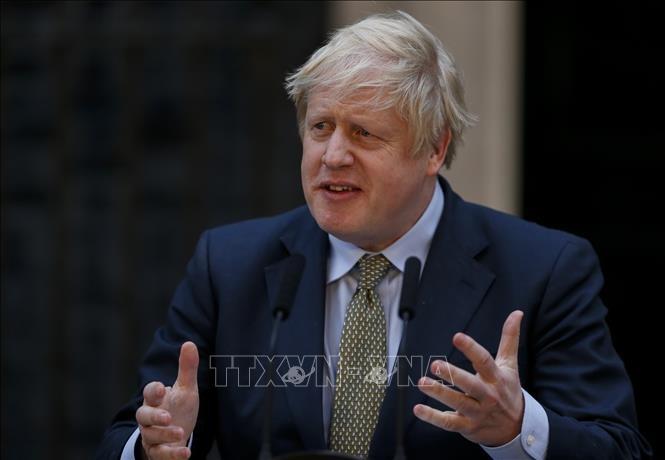 Großbritannien ist aus der EU ausgetreten - ảnh 1