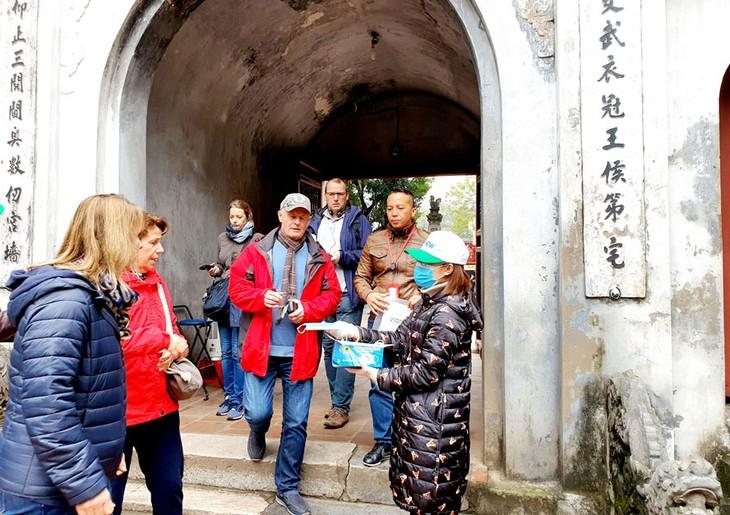 Werbung für Tourismus Vietnams durch Kunstfotos - ảnh 1